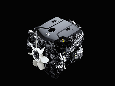 2.8L GD Turbo Diesel Engine